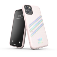adidas OR Moulded Case PU Woman FW19 for iPhone 11 Pro orchid tint/ holographic