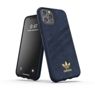 adidas OR Moulded Case Ultrasuede FW19 for iPhone 11 Pro collegiate royal