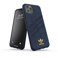 adidas OR Moulded Case Ultrasuede FW19 for iPhone 11 Pro Max collegiate royal
