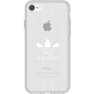 adidas Originals Clear Case for iPhone 7 weiß
