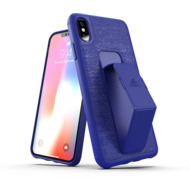 adidas SP Grip Case FW18 for iPhone XS Max collegiate royal