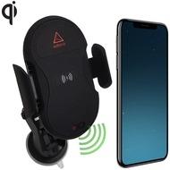adonit Adonit Auto-Clamping Wireless Kfz-Ladegerät für Windschutzscheibe/ Lüftung, Qi, ADWCCQ