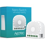 Aeotec Nano Switch mit Energiemessfunktion - Z-Wave Plus