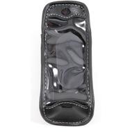 Alcatel-Lucent Ledertragetasche mit Drehclip für DECT- Mobilteil 300/ 400