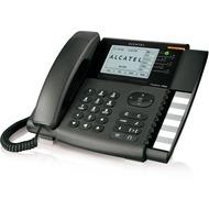 Alcatel business phones Temporis IP800, schwarz