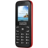 Alcatel onetouch 10.52D, red