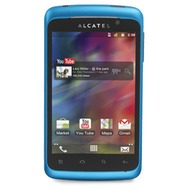 Alcatel onetouch 991D PLAY, cyber blue