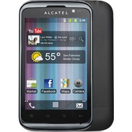 Alcatel onetouch 991D SMART, deep black