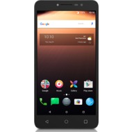 Alcatel onetouch A3 XL, grey/ silver