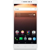 Alcatel onetouch A3 XL (9008D), white/ silver