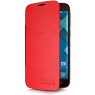 Alcatel onetouch Flipcover FC7040, cherry red