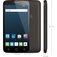 Alcatel onetouch Pop 2, Dual SIM, vulcano black