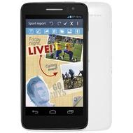 Alcatel onetouch Scribe HD 8008D, pure white