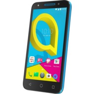 Alcatel onetouch U5 (4G) 5044D - black/ blue