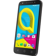 Alcatel onetouch U5 (4G) 5044D - black/ grey