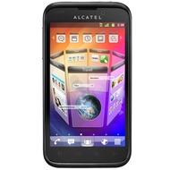 Alcatel onetouch 995 ULTRA, deep black