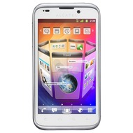 Alcatel onetouch 995 ULTRA, pure white