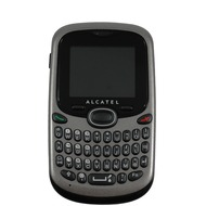 Alcatel onetouch OT-255D Dual-SIM, titan-grau