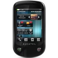 Alcatel onetouch OT-710D Dual-SIM , schwarz