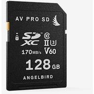 Angelbird AV Pro SD Speicherkarte SDXC, 128GB, UHS-II, Class 10, V60, U3