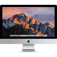"Apple iMac 27,0"" 5K (Modell 2017) - 2.7 GHz Core i5 - 8 GB - 2 TB Fusion Drive - MagicKeyboard  Deutsch"
