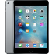 Apple iPad mini 4 WiFi + LTE, 128 GB, spacegrau (Apple Sim)