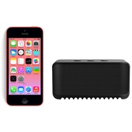 Apple iPhone 5C, 16GB, pink (Telekom) + Jabra Bluetooth Lautsprecher Solemate mini, schwarz