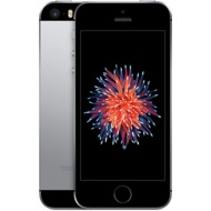 Apple iPhone SE, 64GB, space grau