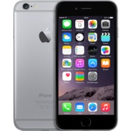 Apple iPhone 6, 64GB, spacegrau