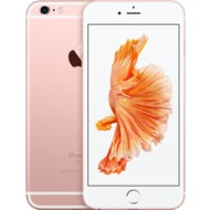 Apple iPhone 6s Plus, 128GB, roségold