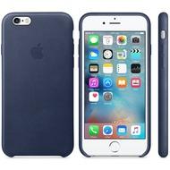 Apple iPhone 6s Plus Leder Case, mitternachtsblau