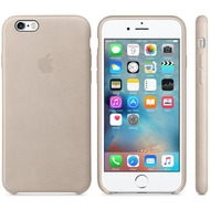 Apple iPhone 6s Plus Leder Case, roségrau