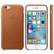 Apple iPhone 6s Plus Leder Case, sattelbraun