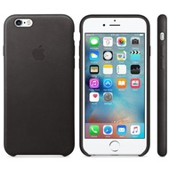 Apple iPhone 6s Plus Leder Case, schwarz