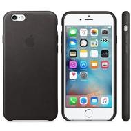 Apple iPhone 6s Plus Leder Case, schwarz