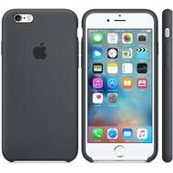 Apple iPhone 6s Plus Silicone Case, anthrazit