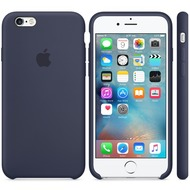 Apple iPhone 6s Plus Silicone Case, mitternachtsblau