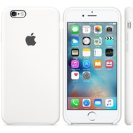 Apple iPhone 6s Plus Silicone Case, weiß