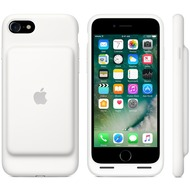 Apple iPhone 7 /  8 Smart Battery Case, White