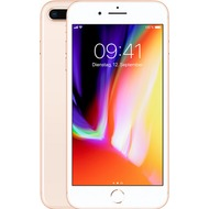 Apple iPhone 8 Plus, 256GB - Gold
