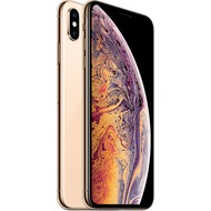 Apple iPhone XS Max, 64 GB, Gold mit Telekom MagentaMobil L Vertrag