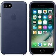 Apple Leder Case für iPhone 7 - mitternachtsblau