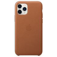 Apple Leder Case iPhone 11 Pro sattelbraun