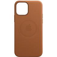 Apple Leder Case iPhone 12 mini mit MagSafe (sattelbraun)