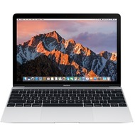 "Apple MacBook 12"" (Modell 2017) - 1.2 GHz Dual-Core m3 - 8 GB - 256 GB SSD - silber"