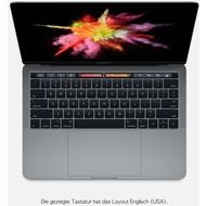 Apple MacBook Pro 13 Touch Bar - 512GB SSD - 8GB 2133MHz - 2.9GHz DualCore Intel Core i5 - spacegray