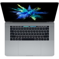 "Apple MacBook Pro 15"" Touch Bar (Modell 2017) - 2.9 GHz Dual-Core i7 - 16 GB - 512 GB SSD - spacegrau"