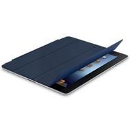 Apple Smart Cover Leather 2 für iPad 2 /  3, marineblau