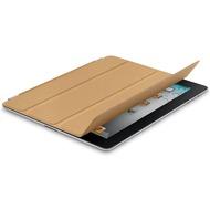 Apple Smart Cover Leather 2 für iPad 2 /  3, hellbraun