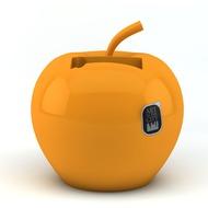Art In The City Charge-N-Fruits Apfel, orange